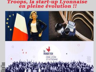 Troops Start up Lyonnaise