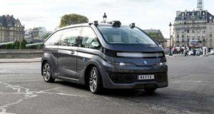 photos du taxi-robot